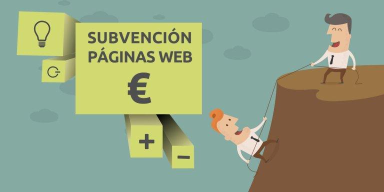 Ayudas a la creación y modernización de páginas web en Navarra