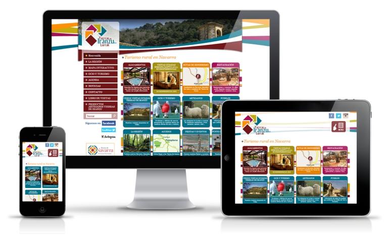 Diseñador web para Asociación turística
