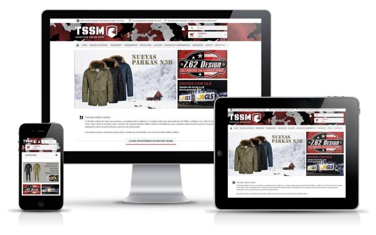 Diseñador Web Freelance para tienda online de aventura