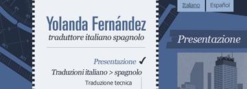 Traductor italiano español